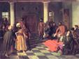 Theodor Aman- pittura- Vlad Tepes e i turchi