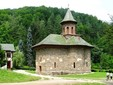Haţeg Country - the Prislop Monastery