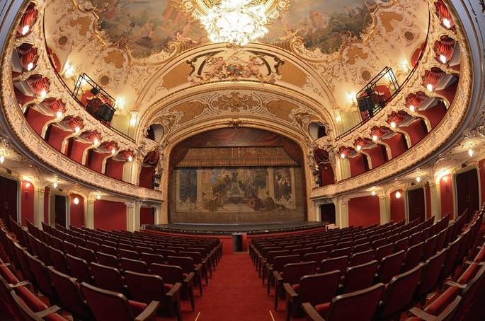 "National Theatre ""Vasile Alecsandri"" of Iași"