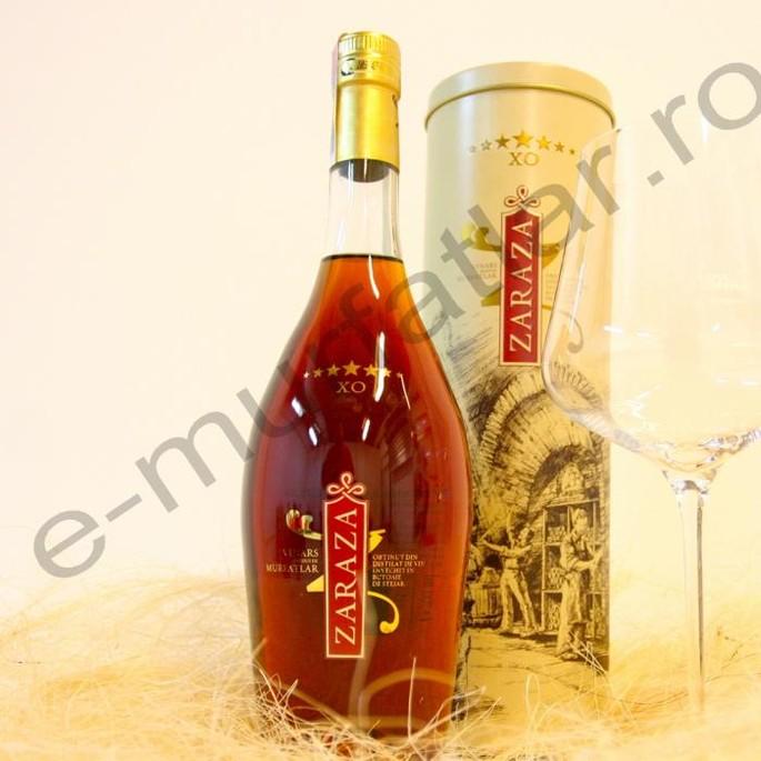 Zaraza -il brandy romeno