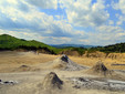 The Mud Volcanoes in Buzău County