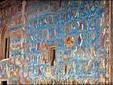 """Il Monastero di Voroneț  - """"l'azzurro di Voroneț"""""""