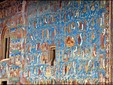 "The Voronet Monastery - ""Voroneț blue"""