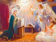 The Annunciation of our Lord to the Blessed Virgin Mary