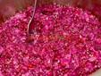 Confettura di petali di rosa di Damasco