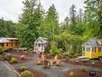 Eco tiny house