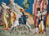 The Flower's Sunday or the Palm Sunday in the orthodox tradition