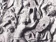 Columna lui Traian la Bucureşti - bătălia de la Tapae