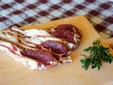 Mutton pastrami, Romanian traditional product