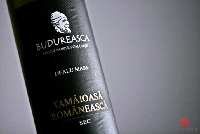 Tămâioasă Românească - Valea Budureasca, Dealu Mare