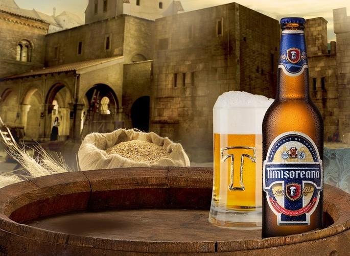 La birra Timişoreana - Timisoara